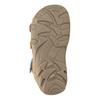 Dětské kožené sandály richter, hnědá, 114-3019 - 26
