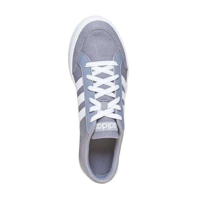 Šedé pánské tenisky adidas, šedá, 889-2235 - 19