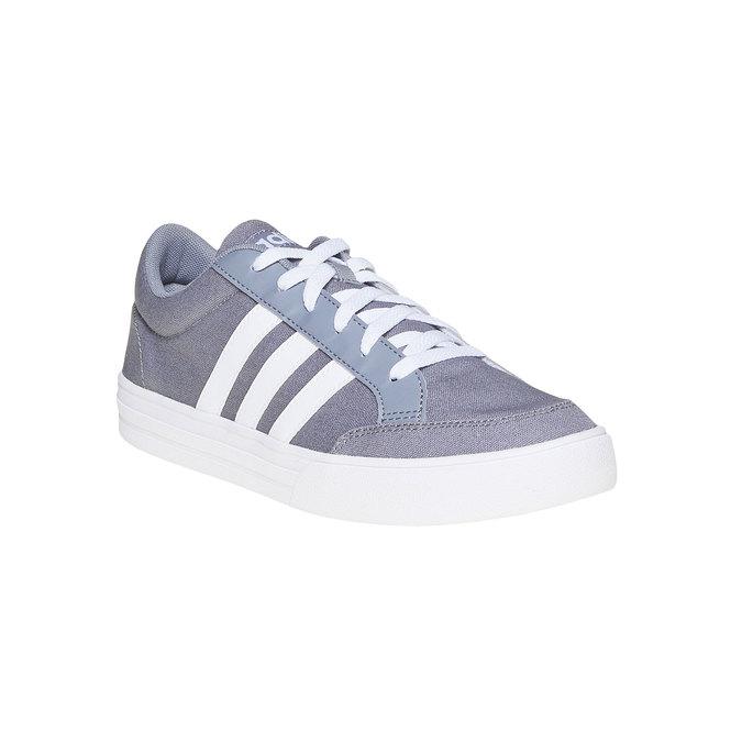 Šedé pánské tenisky adidas, šedá, 889-2235 - 13