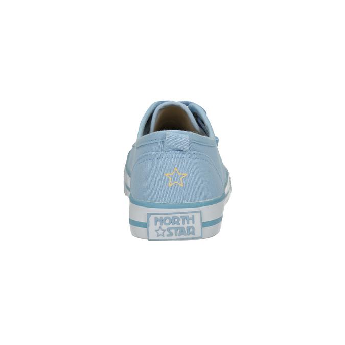 Dámské modré tenisky north-star, modrá, 589-9443 - 17