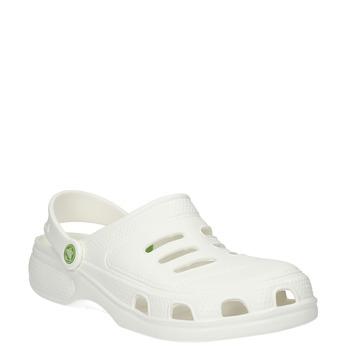 Pánské bílé sandály coqui, bílá, 872-1616 - 13