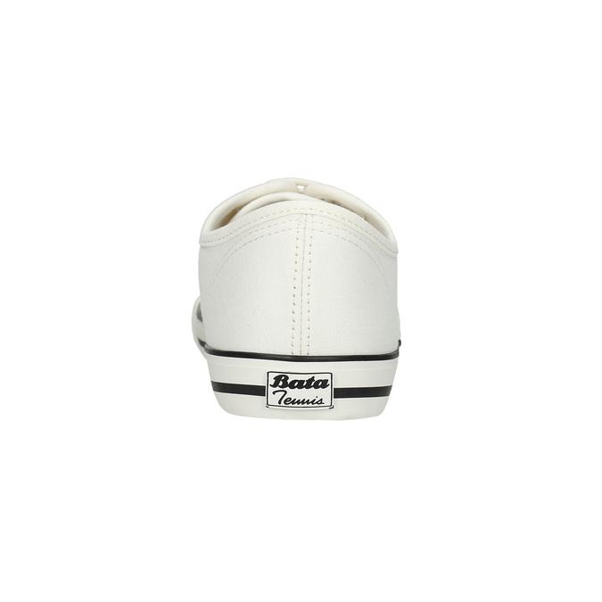 Pánské tenisky Astroboy bata-tennis, bílá, 889-1300 - 17