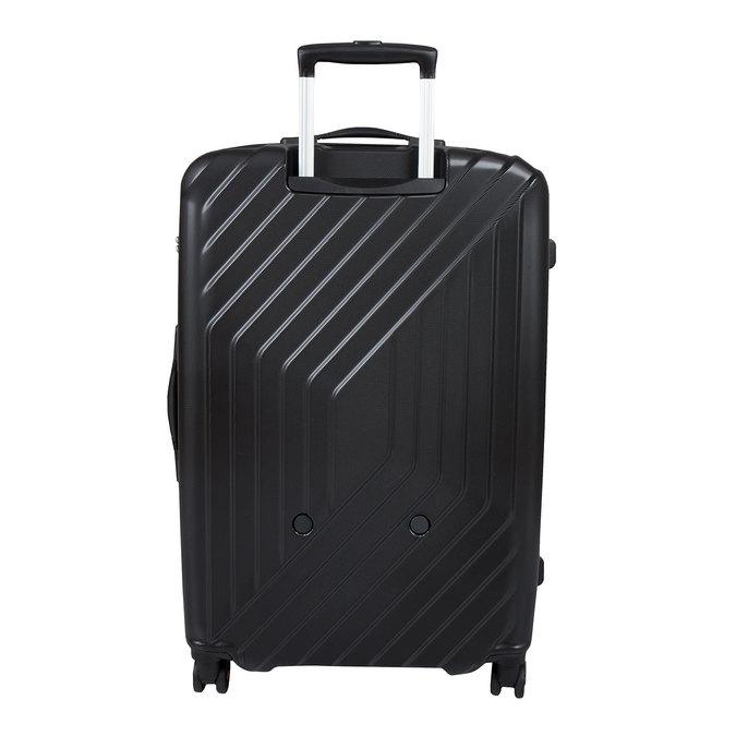 Černý kufr na kolečkách american-tourister, černá, 960-6607 - 26