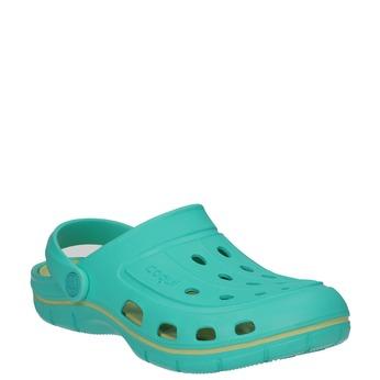 Tyrkysové dámské sandály coqui, tyrkysová, 572-9606 - 13