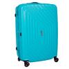 Tyrkysový cestovní kufr american-tourister, tyrkysová, 960-9607 - 13