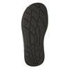 Pánské kožené sandály bata, šedá, 866-2628 - 17