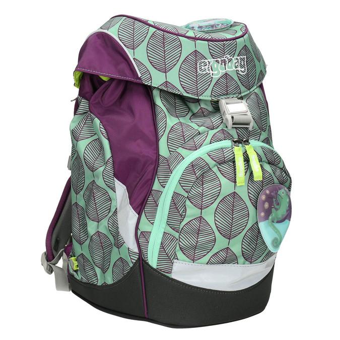 Školní batoh se vzorem ergobag, vícebarevné, 969-0057 - 13