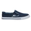 Denimová dámská Slip-on obuv north-star, modrá, 589-9440 - 15