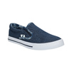 Denimová dámská Slip-on obuv north-star, modrá, 589-9440 - 13