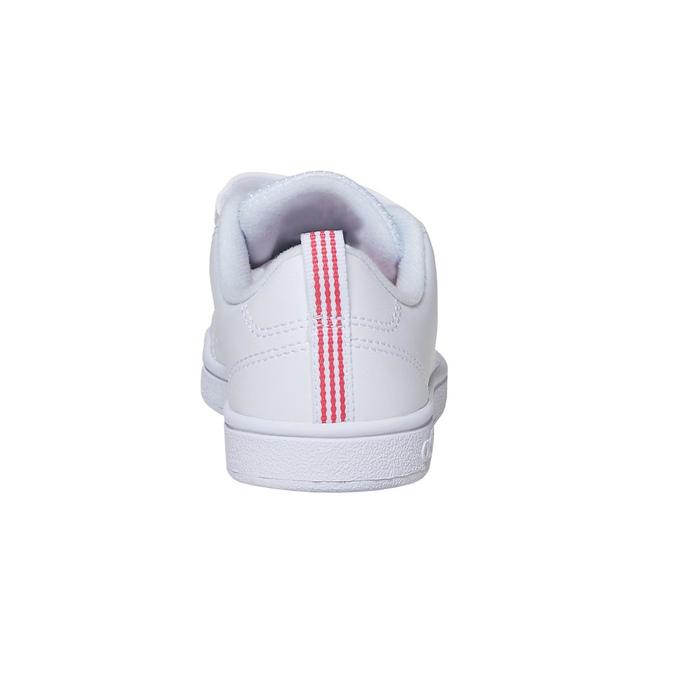 Dětské bílé tenisky adidas, bílá, 401-5133 - 17