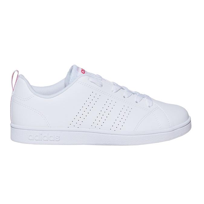 Dětské bílé tenisky adidas, bílá, 401-5133 - 15
