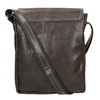 Kožená pánská taška bata, hnědá, 964-4283 - 16