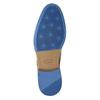 Ležérní kožené polobotky bata, hnědá, 826-3910 - 19
