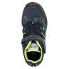 Kožená dětská kotníčková obuv mini-b, modrá, 413-9175 - 26
