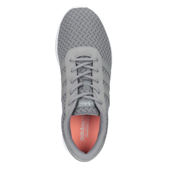 Dámské šedé tenisky adidas, šedá, 509-2198 - 15