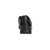 Ležérní kožené tenisky bata, černá, 524-6606 - 17