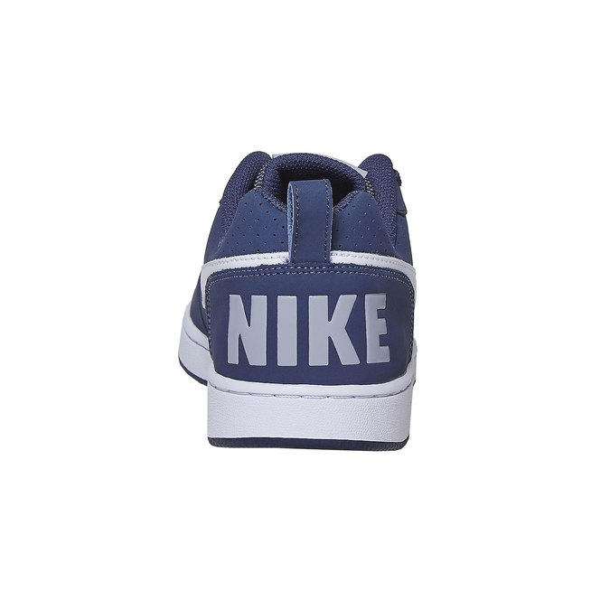 Ležérní pánské tenisky nike, modrá, 801-9154 - 17