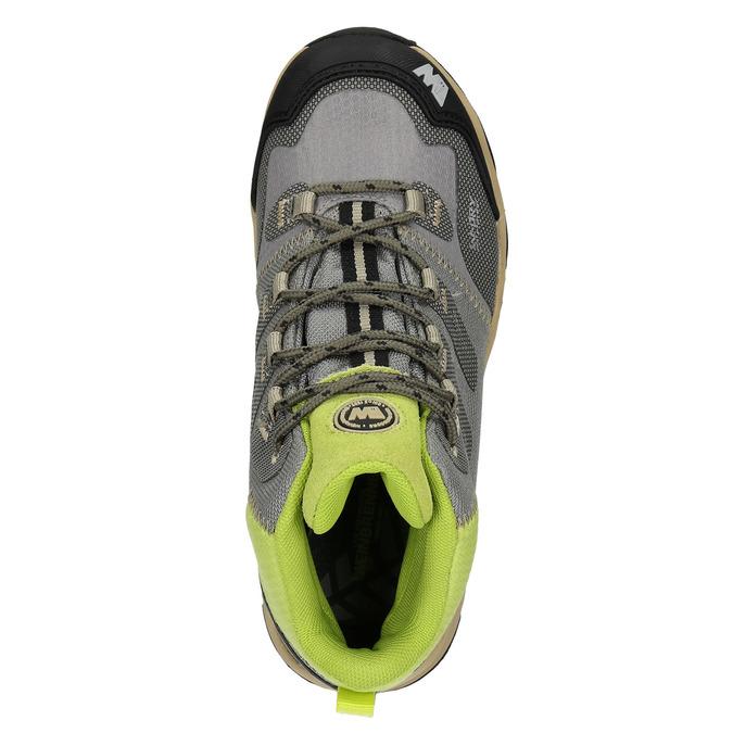 Šedá dětská Outdoor obuv weinbrenner-junior, šedá, 419-2613 - 15