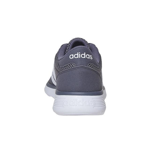 Pánské šedé tenisky adidas, šedá, 809-2198 - 17