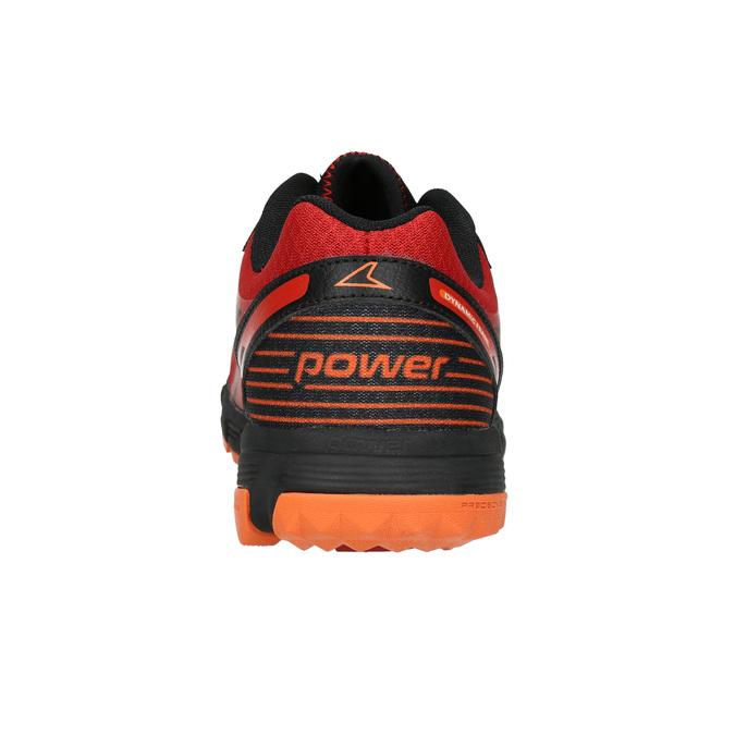 Pánská sportovní obuv power, červená, 809-5223 - 16