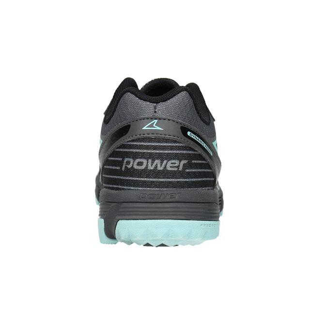 Dámská sportovní obuv power, šedá, 509-2226 - 16