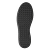 Černé kožené tenisky na suché zipy bata, černá, 526-6646 - 17