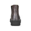 Kožená dámská Chelsea obuv bata, hnědá, 596-1671 - 16