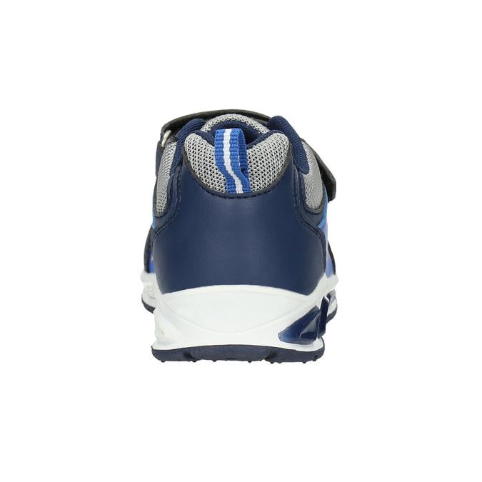 Chlapecké tenisky s potiskem mini-b, modrá, 211-9183 - 17