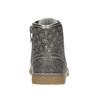 Dětská kotníčková obuv bubblegummers, šedá, 221-2606 - 17