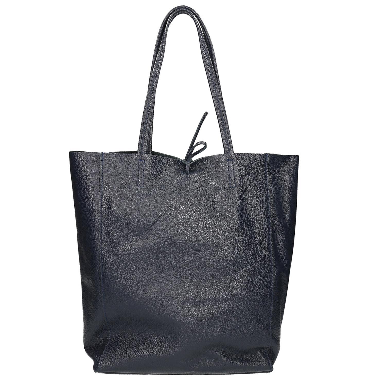 a314c247a0 Bata Kožená dámská Shopper kabelka - Velké kabelky