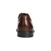 Pánské kožené polobotky fluchos, hnědá, 826-4066 - 17