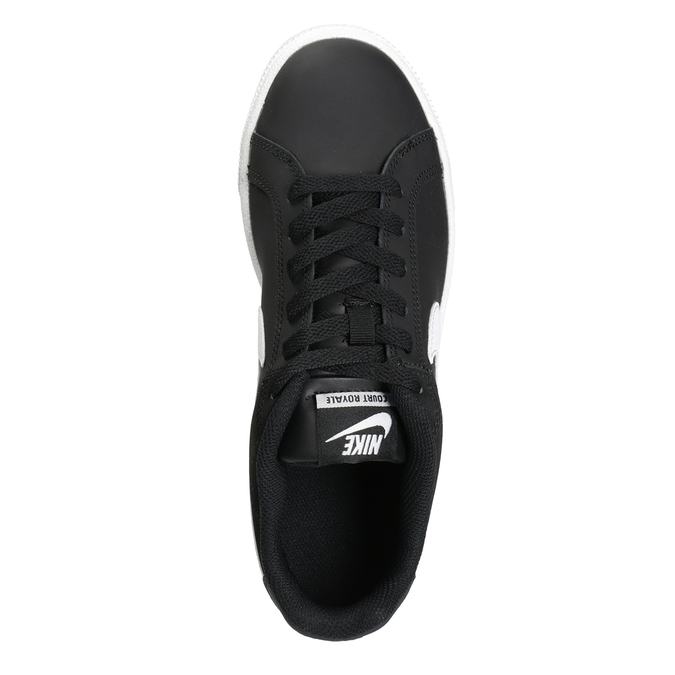 Dámské černé tenisky nike, černá, 501-6164 - 15
