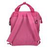 Růžový dámský batoh bjorn-borg, růžová, 969-5023 - 16