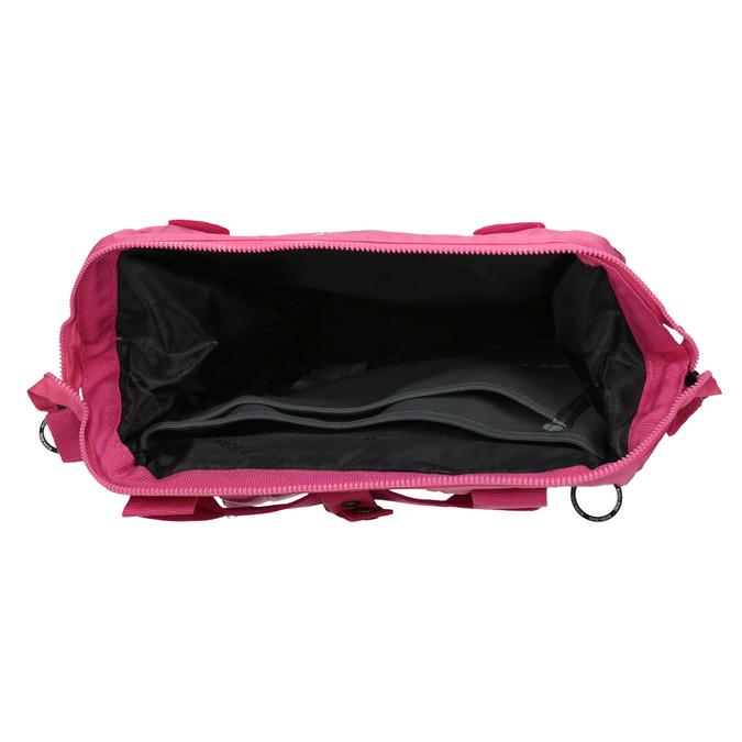Růžový dámský batoh bjorn-borg, růžová, 969-5023 - 15