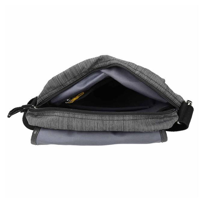 Šedá Crossbody taška s žíháním camel-active-bags, šedá, 969-2037 - 15