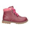 Dívčí kotníčková obuv bubblegummers, růžová, 124-5601 - 15