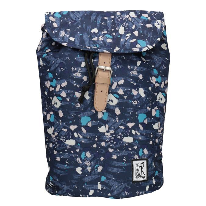 Barevný batoh the-pack-society, modrá, 969-9080 - 26