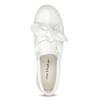 Dámská Slip-on obuv s mašlí north-star, bílá, 511-1606 - 17