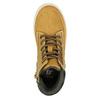 Dětská zimní obuv s výraznou podešví mini-b, hnědá, 311-8611 - 19