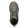 Dětská kotníčková obuv mini-b, šedá, 291-2172 - 15