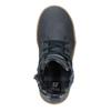 Dětská kotníčková obuv mini-b, modrá, 291-9172 - 15