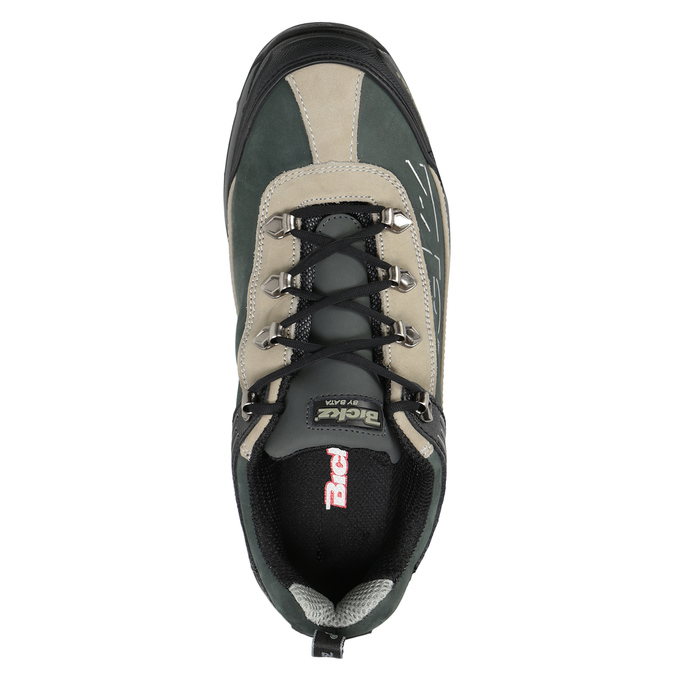 Pánská pracovní obuv Bickz 201 bata-industrials, černá, 846-6801 - 15
