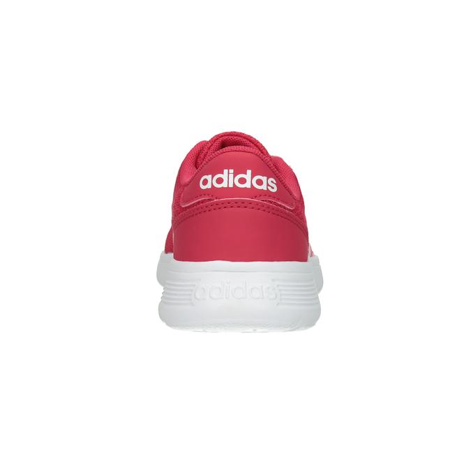 Růžové dívčí tenisky adidas, růžová, 309-5288 - 16