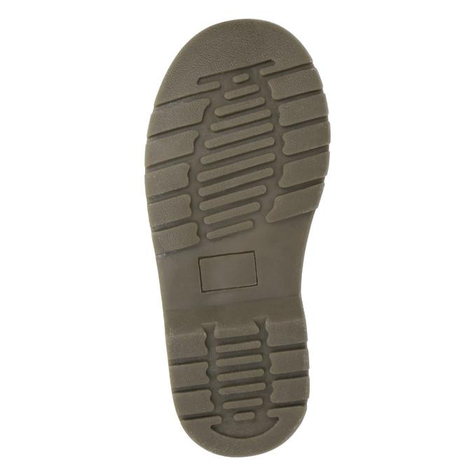 Dívčí šněrovací obuv s hvězdičkami mini-b, růžová, 291-5167 - 17