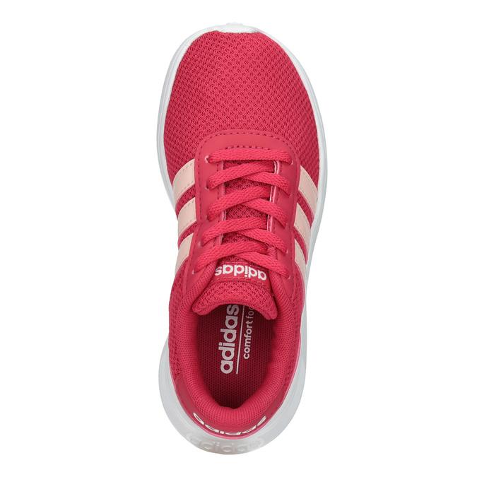 Růžové dívčí tenisky adidas, růžová, 309-5288 - 15