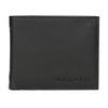 Černá kožená peněženka bugatti-bags, černá, 944-6050 - 26
