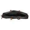 Kožená pánská aktovka bugatti-bags, černá, 964-6019 - 15