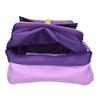 Školní aktovka s pevným dnem lego-bags, fialová, 969-9010 - 15
