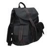 Batoh s prošívanými pásky bata, černá, 969-6154 - 13