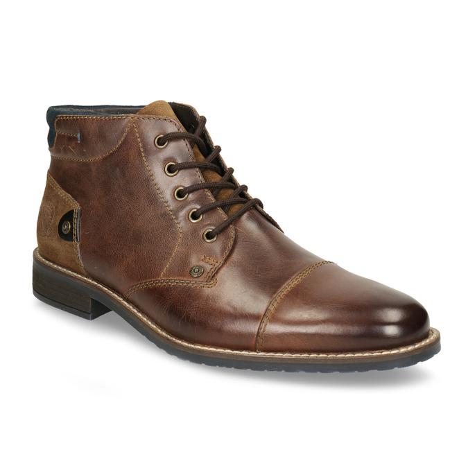 4e5400a217f Baťa Pánská kožená kotníková obuv - Všechny boty